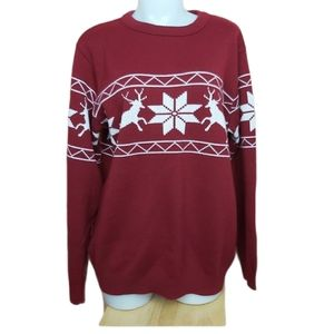 Bula wool blend knitted sweater made in Canada